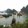 Vietnam – baie d'halong