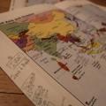 préparer tour du monde: itinéraire et budget