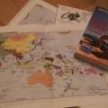 Preparer son itineraire pour un tour du monde
