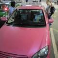 Premier taxi thai a laeroport