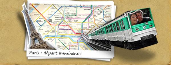 Avant de partir... Paris