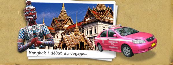Thailande : Bangkok !