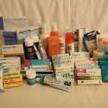 trousse a pharmacie AVANT