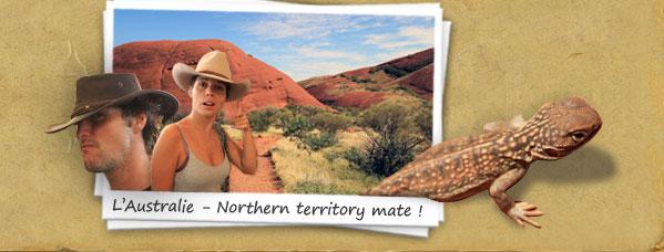 Australie : Northern Territory
