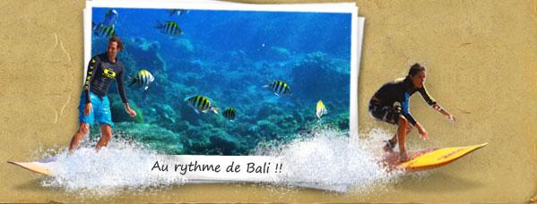 Au rythme de Bali